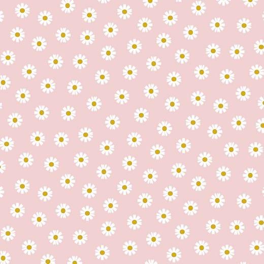 Daisy Flower - rosa claro