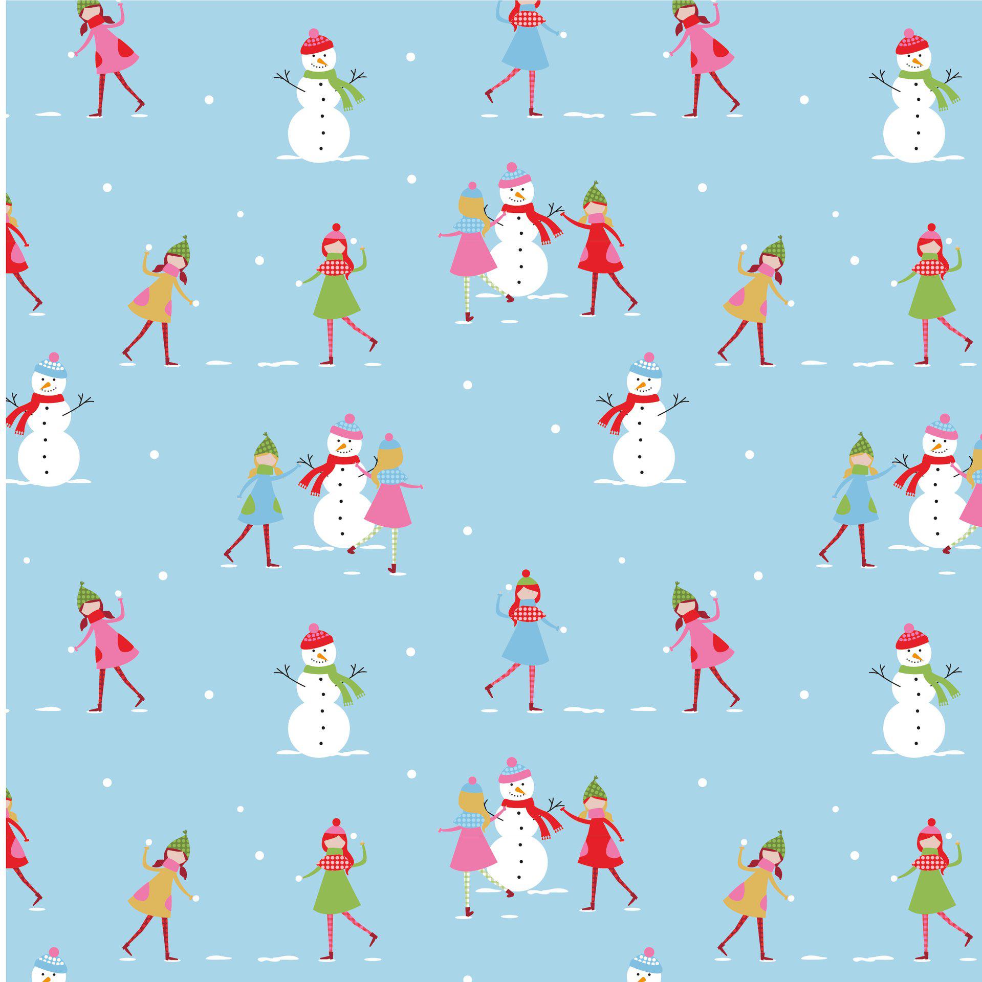 Christmas Town - Snowman