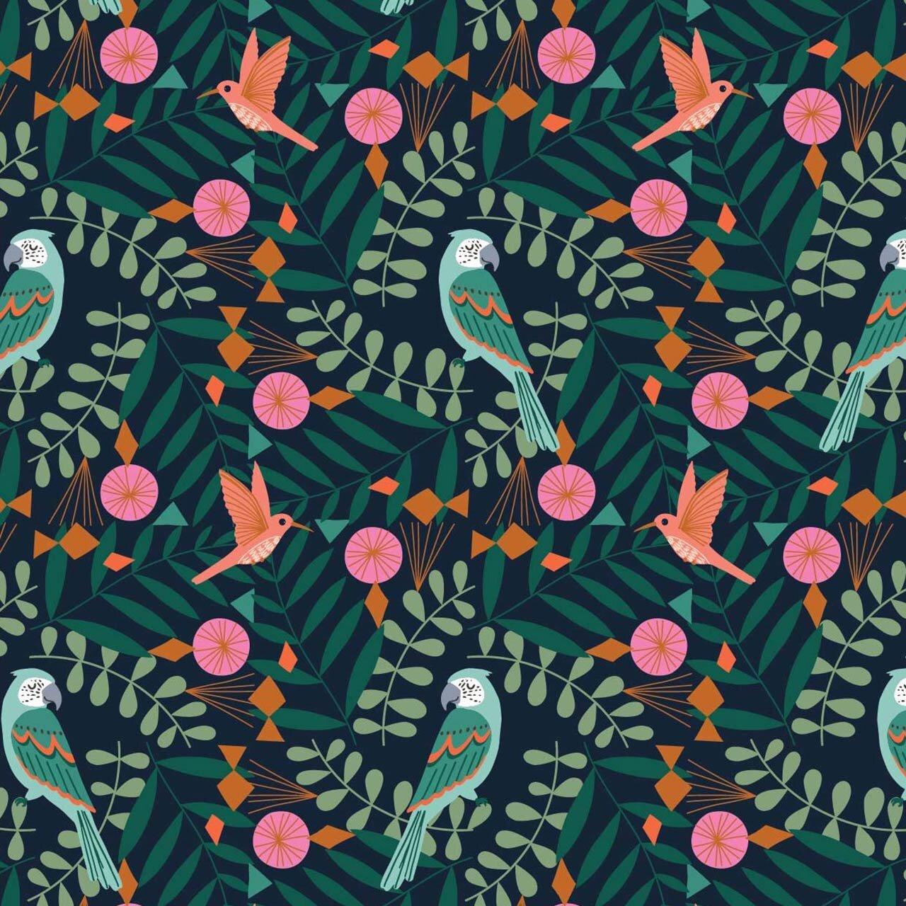Our Planet - Parrots