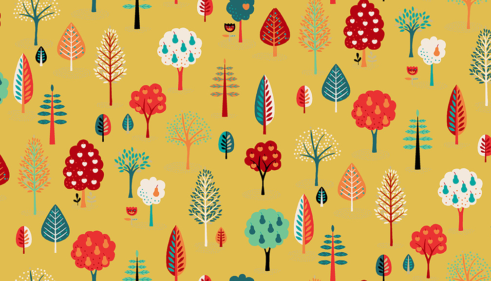 Folk Friends - Trees
