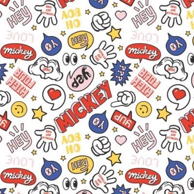 Its a mickey thing - fundo branco