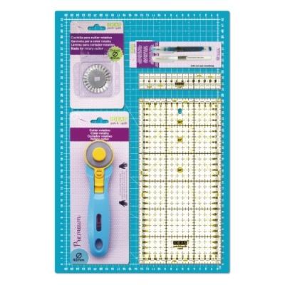 Kit de Iniciação ao patchwork
