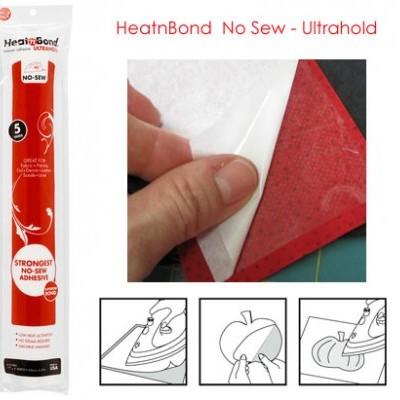 Heat n Bond UltraHold - Entretela dupla face extra forte