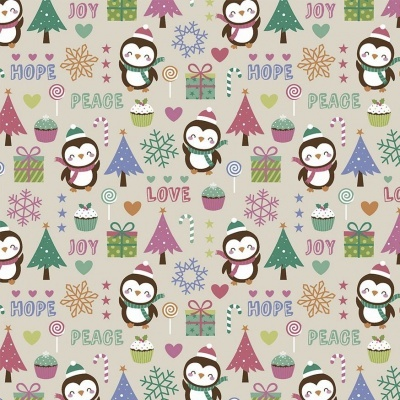 Candy Christmas - Pinguins