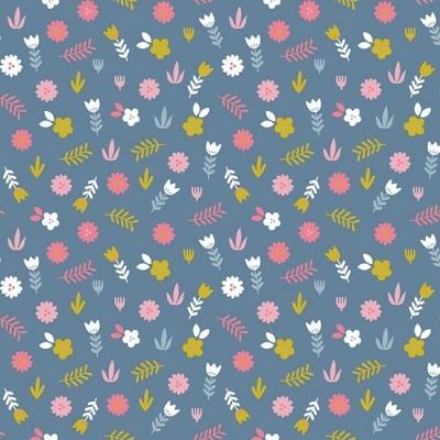 Lovely Rainbow Story - Flowers Azul Ganga