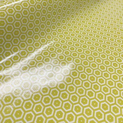 Honeycomb amarelo (plastificado)