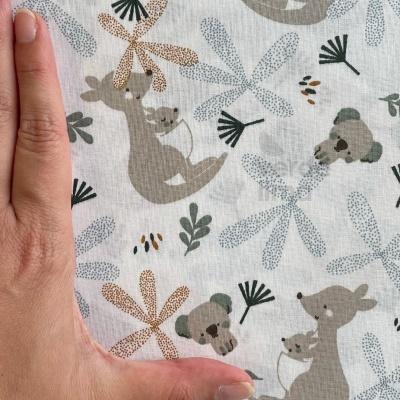 Pack de tecidos - Kanguru e Koala