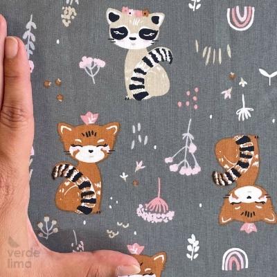 Pack de tecidos - Sweet Forest