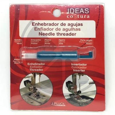 Enfiador de Linha/agulhas para máquina de costura
