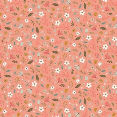 Sweet flowers 2021 - Salmão