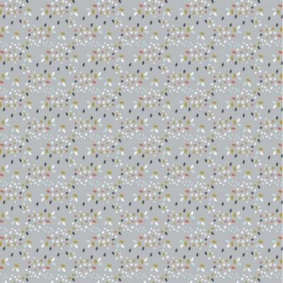 Algodão orgânico - Confetti Grey