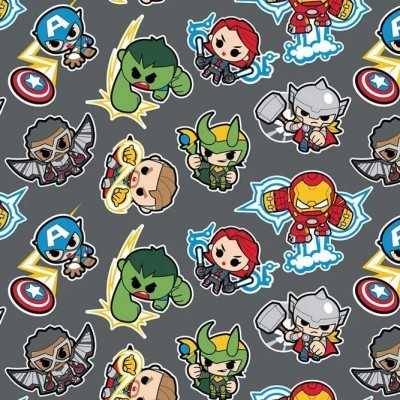 Marvel Avengers - Kawaii