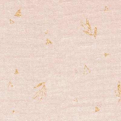 Lamas Flower - Musselina (com Glitter)