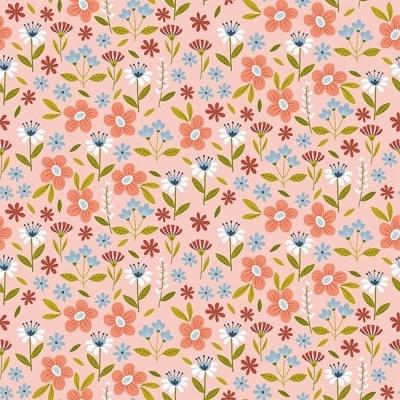 Flowers Buzz - Salmão