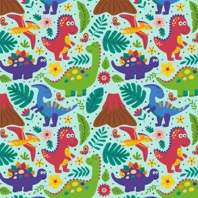 Colors - Dino