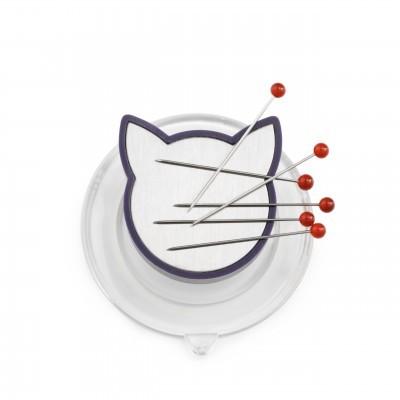 Alfineteiro magnético Gato