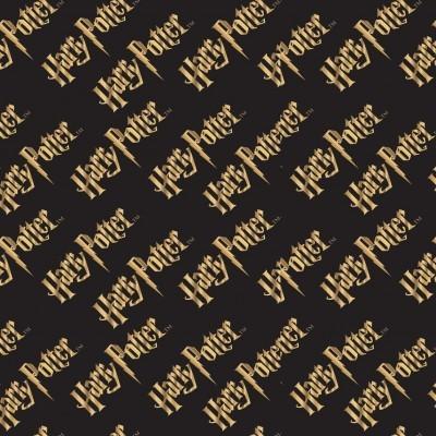Harry Potter - HP Logo in black