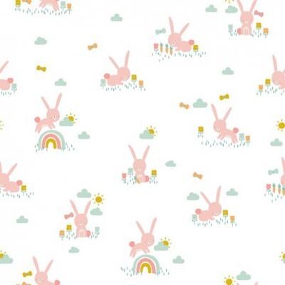 Cute Rabbit - Branco