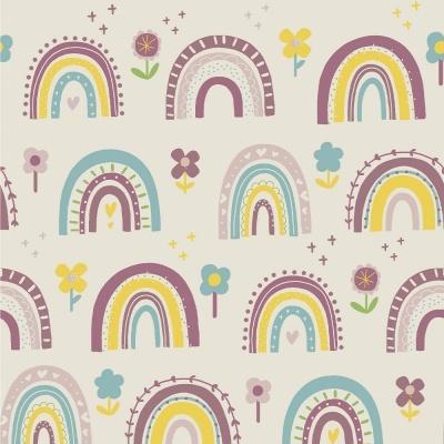 Over the Rainbow - Rose Flower Rainbow