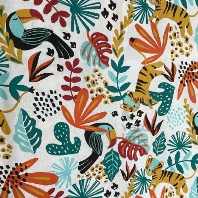 Tropical jungle (plastificado)