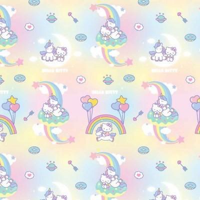 Hello Kitty - Unicorn Rainbow