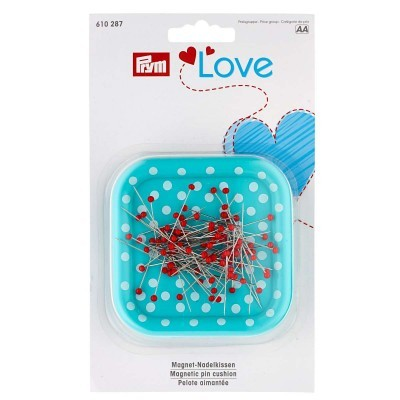 Alfineteiro magnético Prym Love