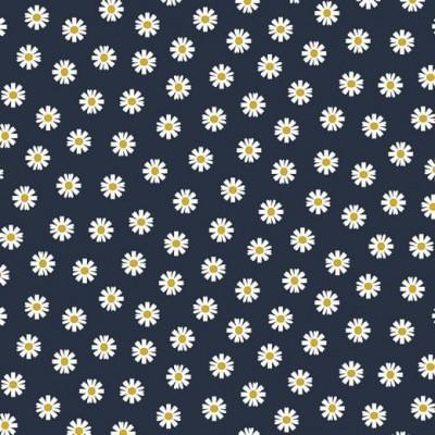 Daisy Flower - marinho