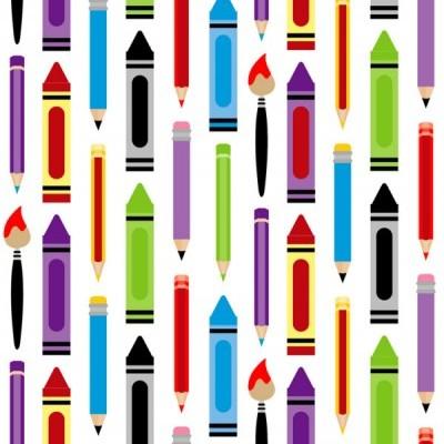 Signature Escolar - Lápis e Pincel