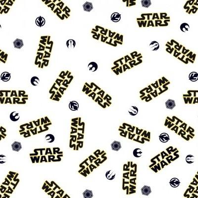 Star Wars - Logo white