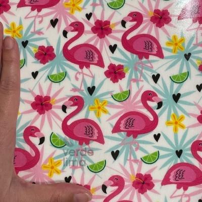 Flamingo (plastificado)
