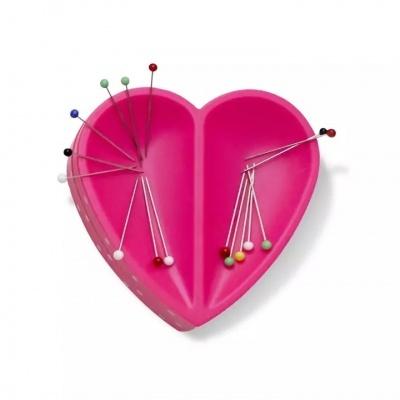 Alfineteiro magnético Prym Love Rosa