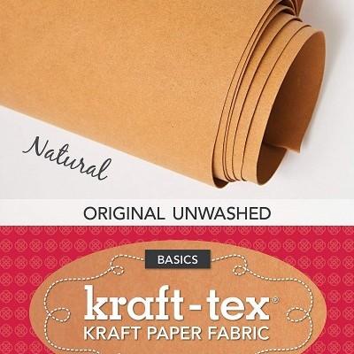 Kraft-tex - Cartão de costurar