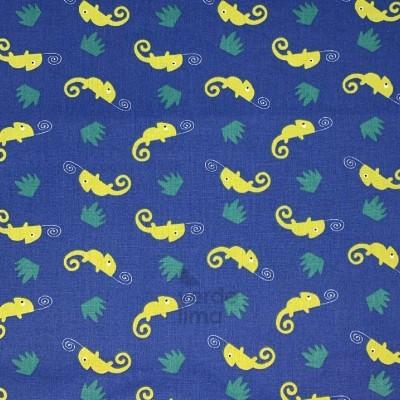 Dinos and chameleons - chameleons