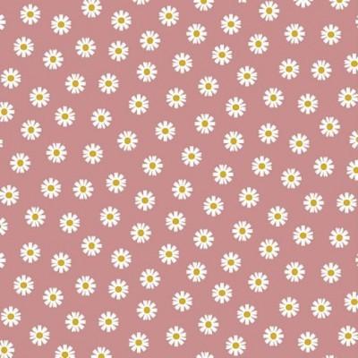 Daisy Flower - rosa velho (plastificado)