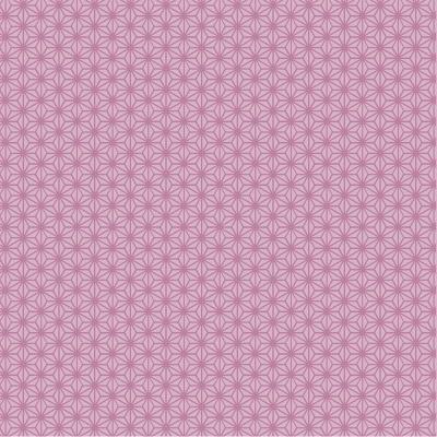 Oriental - Oriente geometrico rosa