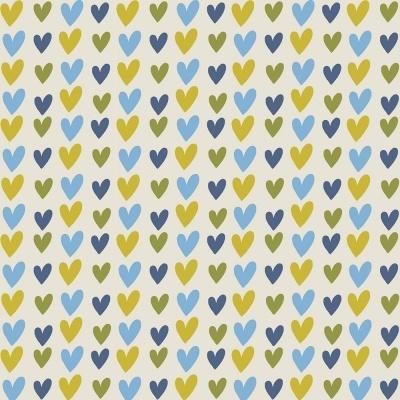 Over the Rainbow - Blue Hearts