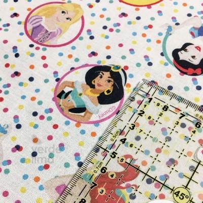 Princesas Disney - Confetti