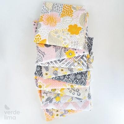 Pack de tecidos - Nova contemporânea