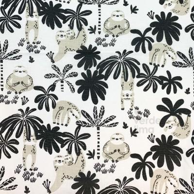 Black and white jungle - Preguiças