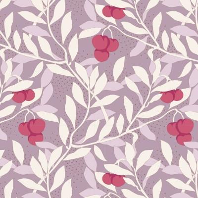 Maple Farm - cherrybush mauve