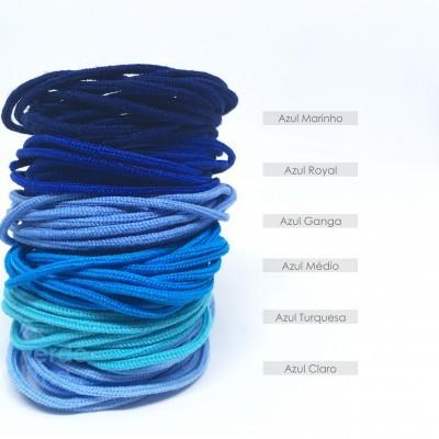 Cordão de elástico 2mm