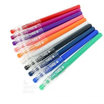 Caneta apagável Frixion color sticks
