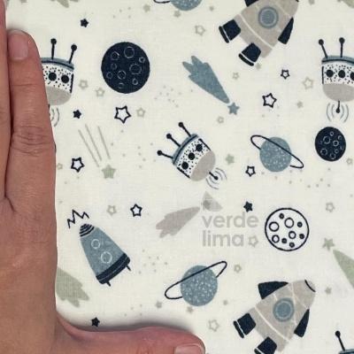 Foguetões e planetas (plastificado)