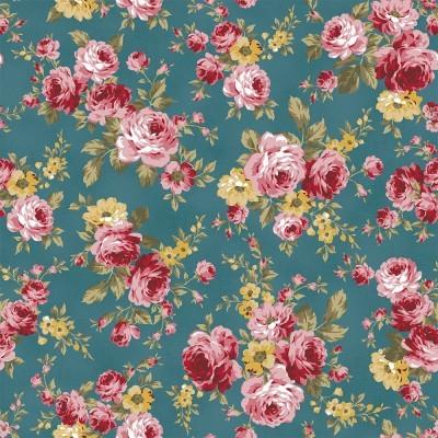 Exuberance - Grand Floral Turmalina