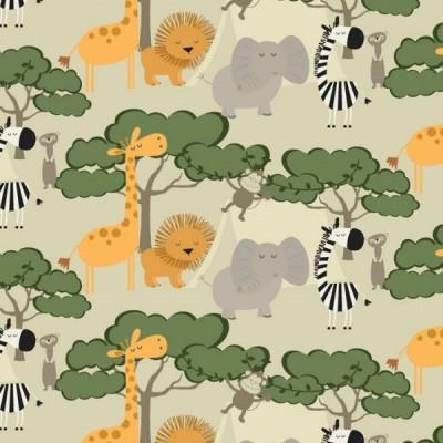 Signature Safari - Turma na selva