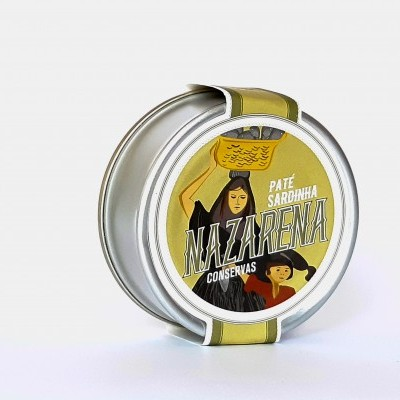 Paté de Sardinha 85 gr