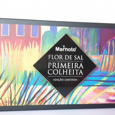 Flor de Sal - Primeira Colheita - Salt Flower 1st Harvest