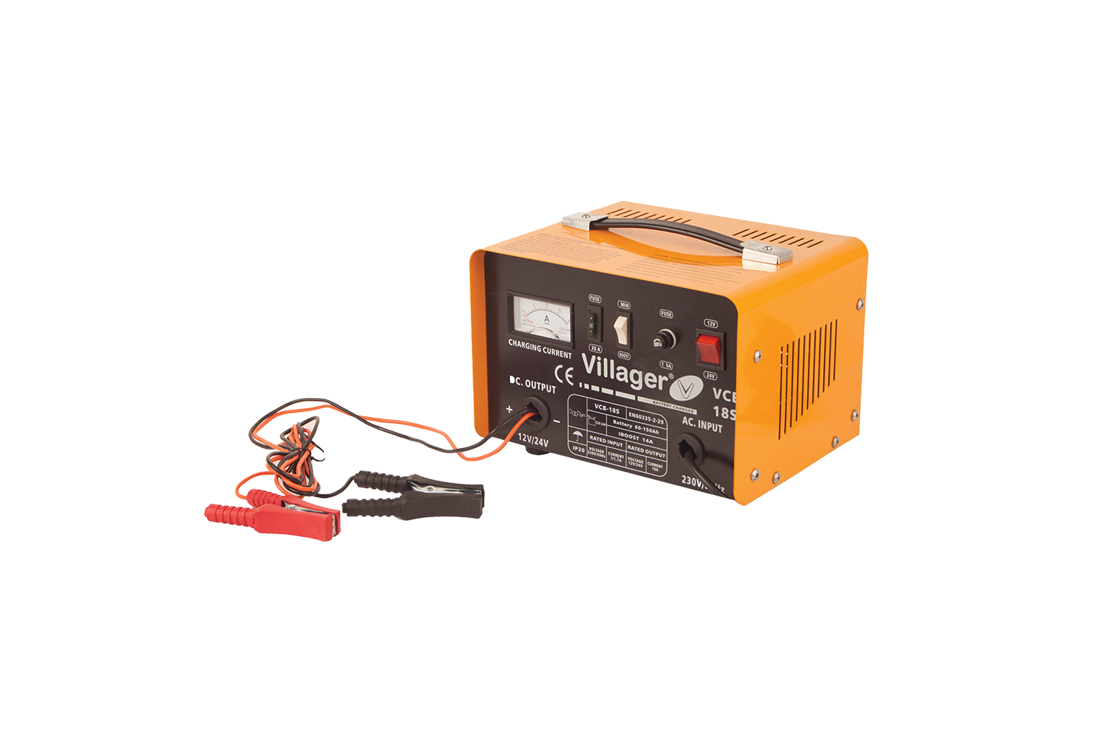 Carregador de Baterias VCB 18 S