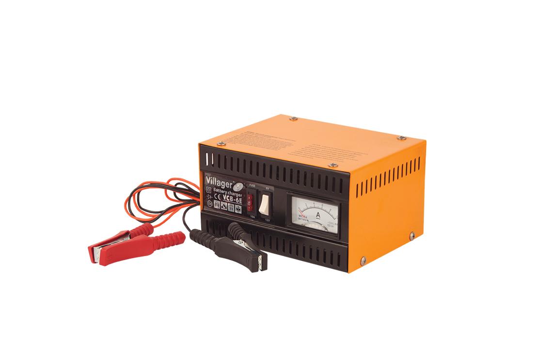 Carregador de Baterias VCB 6 E