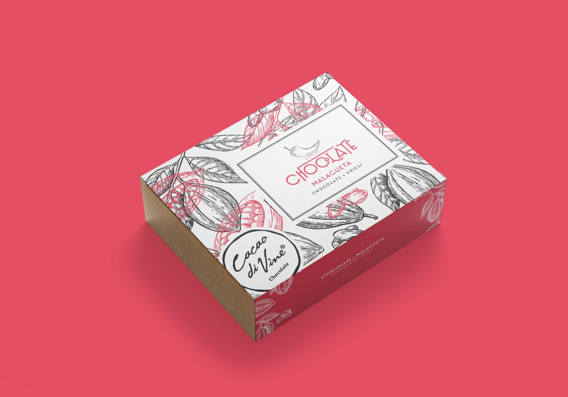 Cacao Di Vine ChocoBox Malagueta Chocolate